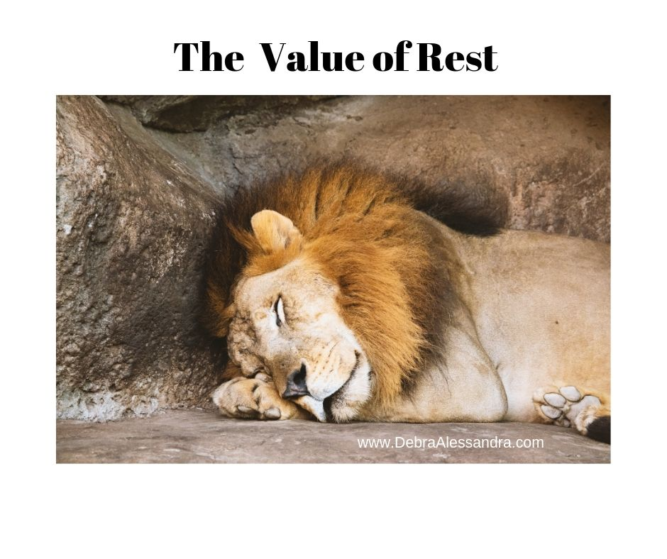 The Value of Rest